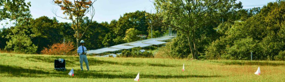 エネルギーと空と森のプロジェクト